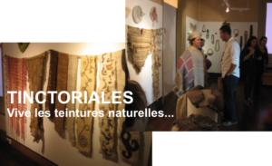 Exposition en 2011, Palais Astoreca, Iquique, Chili Ponchos, écharpes, bonnets... Feutres, tissages, crochet Teintures naturelles