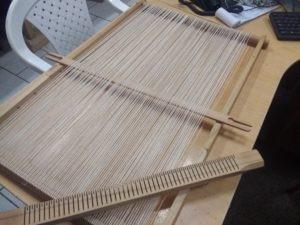 Montage d'une nouvelle chaîne en coton